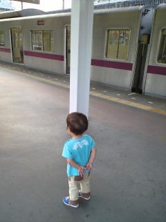 電車大好き♪