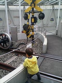 電車とバスの博物館へ☆ぶらり旅